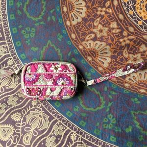Vera Bradley wallet/ small electronics case